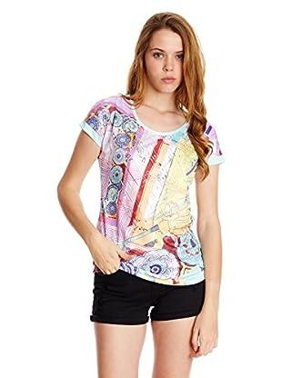 SideCar Camiseta Manga Corta Eulalia
