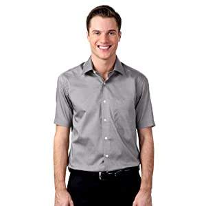 Regular Fit Solid Formal Shirt