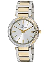 Daniel Klein Analog Silver Dial Women's Watch - DK10919-3