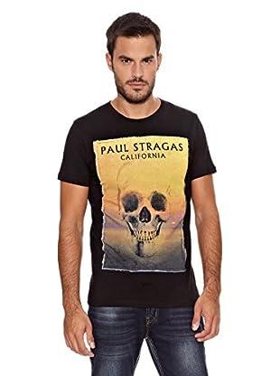 Paul Stragas Camiseta Gemini (Negro)