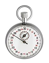 La Crosse Technology 38.1021 Mechanical Stopwatch with Lanyard and Tote Bag