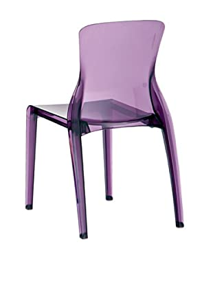 Domitalia Crystal Chair, Purple