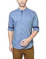 V Dot Men's Casual Shirt