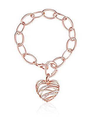 Lilly & Chloe Armband Made with Swarovski® Elements rosévergoldet