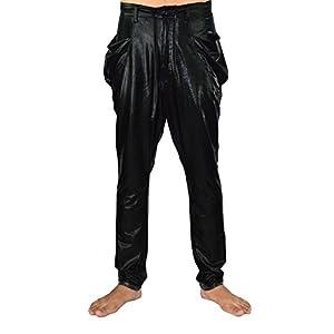 BLACK HAREM PANT FOR MEN