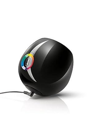 Philips Mini LivingColors LED - Luz ambientecolor negro 6915030PH