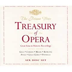 Prima Voce: Treasury of Opera 1