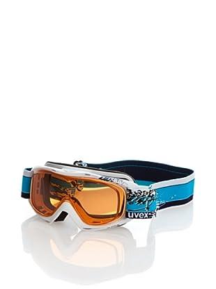 Uvex Máscara Slider Optic (Blanco Mate)