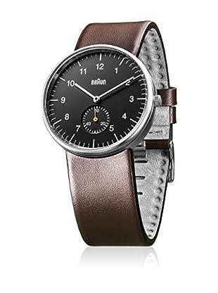 Braun Reloj de cuarzo Unisex Gents Classic Watch 38 mm