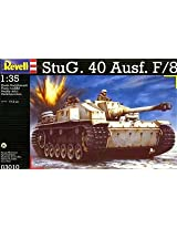 1/35 Stu G. 40 Ausf. F/8 On Panzer Iii Revell Germany