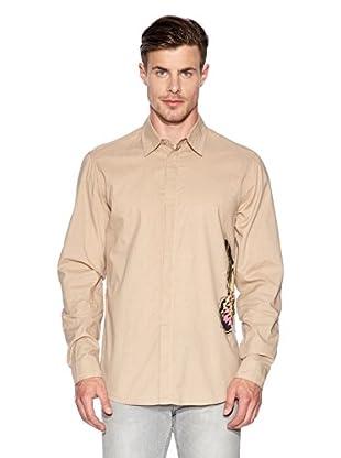 Cavalli Class Camisa Balam (Beige)