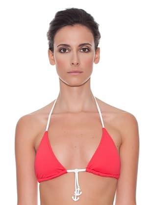 Women secret Bikini Cortina Plain (Rojo)