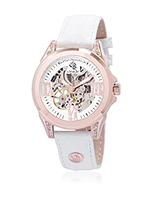 Grafenberg Reloj de cuarzo Woman SD505-316 Blanco 38 mm