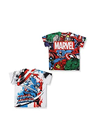ZZZ-MARVEL 2tlg. Set T-Shirts Pack 9