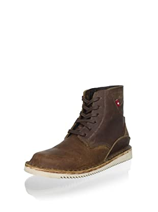 Oliberté Men's Gando Boot (Brown/Yellow)