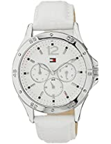Tommy Hilfiger Analog White Dial Women's Watch - TH1781300J