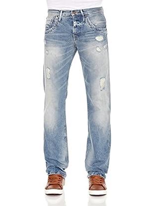 Pepe Jeans London Vaquero Tooting (Azul Claro)