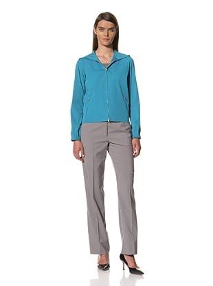 JIL SANDER Women's Backless Drape Jacket