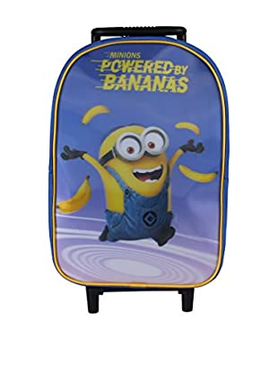 BACK TO SCHOOL Rucksack Trolley Powered By Bananas