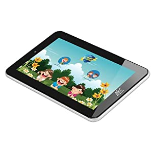 HCL ME Champ Tablet (4GB, WiFi, 3G via Dongle), White