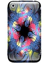 ZAGG 2018006845 ZAGGskin Abstract Floral iPhone 3G/3G S - 1 Pack - Retail Packaging - Multi Color