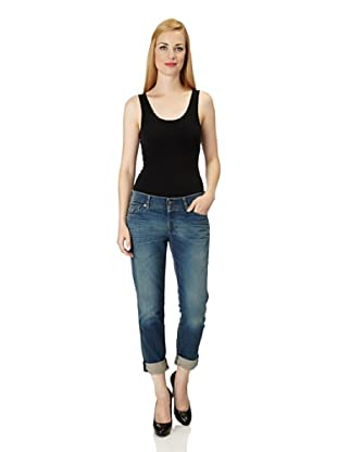 7 for all Mankind Josefina Vintage Skinny Fit Boyfriend Style (sweet crocus)