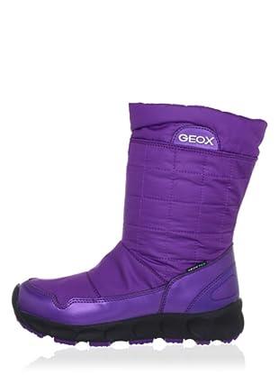 Geox Botas Neve (Violeta)