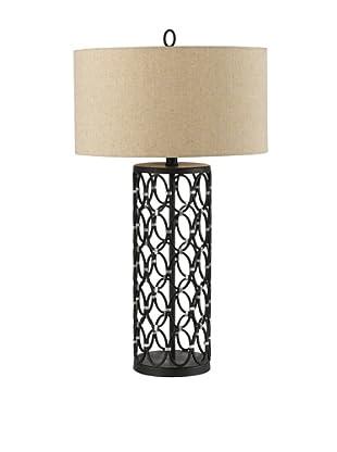 Candice Olson Lighting Cosmo Table Lamp, Bronze