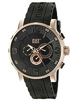 CAT Black Dial Analog Men's Watch NJ.199.21.139