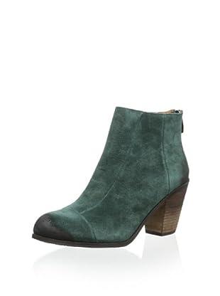 Vince Camuto Women's Graysen Ankle Bootie (Dark Green)