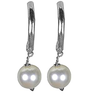 Pearl Paradise White Pearl In Silver Hook