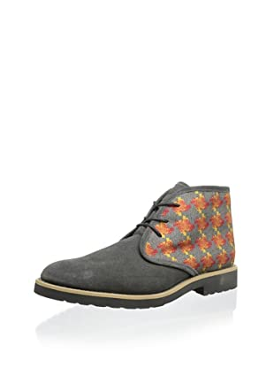 J. Artola Men's Brandon Fx Chukka Boot (Grey)