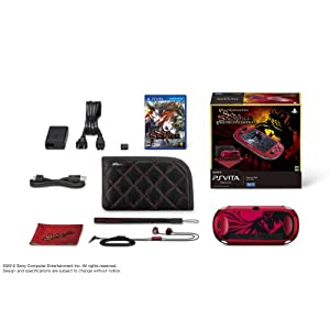 PlayStation Vita SOUL SACRIFICE PREMIUM EDITION Amazon.co.jpオリジナル特典 冷属性の装備 (武器) 魔法 「精霊の氷刃」 プロダクトコード付