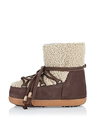 Ikkii Boot Curly Low