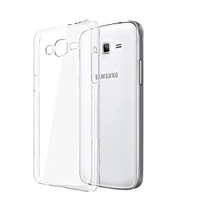 For Samsung Galaxy Core Prime Sm-G360 Clear Transparent Soft Silicone Back Cover Case Back Cover Protective Shell - ECellStreet