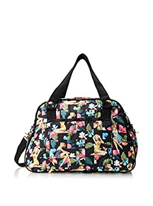 Benefit for LeSportsac Women's On The Run Overnighter Carry On (Lava Voom)