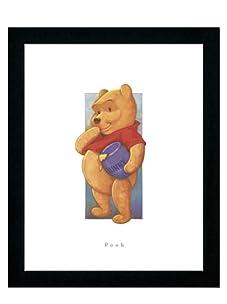 "Pooh, 16"" x 13"""