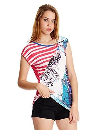 SideCar Camiseta Manga Corta Erica