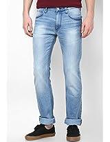 T Jeans(Powell)Blue Slim Fit Jeans (Powell)Blue Slim Fi Lee