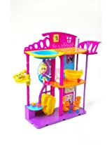 Polly Pocket Hangout Doll House