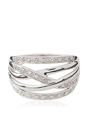 PARIS VENDÔME Ring Entrelacs Attalia Diamants
