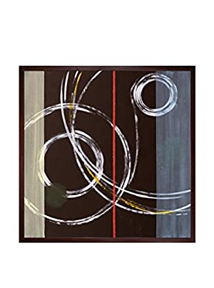 Clive Watts Ringer No 1 Framed Print On Canvas, Multi, 25.5