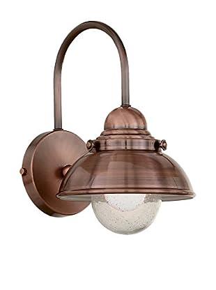 EVERGREEN LIGHTS Lámpara De Pared SAILOR AP1 D20 Cobre