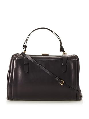 MARNI Women's Frame Handbag, Black