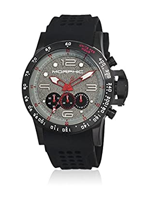 Morphic Reloj con movimiento cuarzo japonés Mph2309 Negro 45  mm