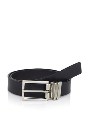 Calvin Klein Men's Reversible Belt (Brown/Black)