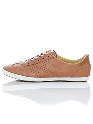 Hummel Zapatillas Ten Star Premium (Marrón)