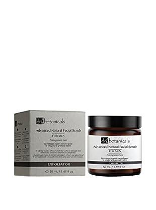 DR BOTANICALS Gommage Pomegranate Noir Advanced Natural For Men 50 ml, Preis/100 ml: 53.98 EUR