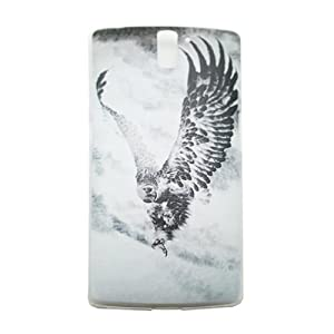 OnePlus One ZEN Etching Hard Cover Eagle
