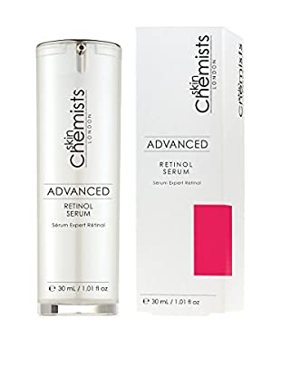 SKINCHEMISTS Gesichtsserum Advanced Retinol 30.0 ml, Preis/100 ml: 79.96 EUR